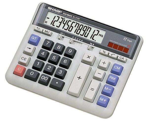 ماشین حساب شارپ 2135