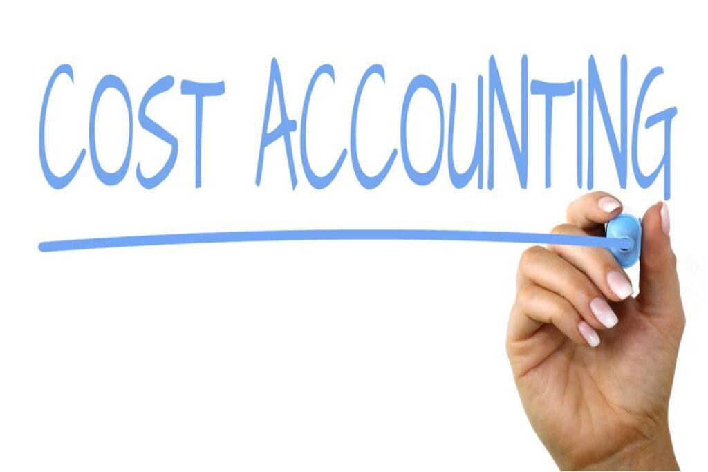 حسابداری هزینه